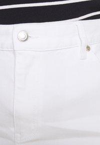 Lauren Ralph Lauren Woman - DANIELA STRAIGHT SKIRT - Pencil skirt - white - 4