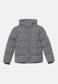 Timberland - PUFFER REFLECTIVE - Winter jacket - medium grey - 0
