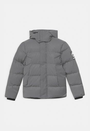 PUFFER REFLECTIVE - Zimní bunda - medium grey