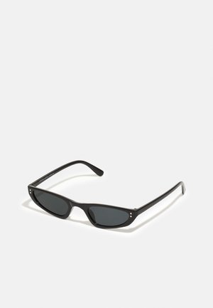 CAT EYE UNISEX - Zonnebril - black