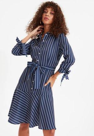 Sukienka koszulowa - navy blue