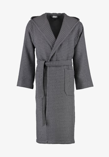 Dressing gown - graphite