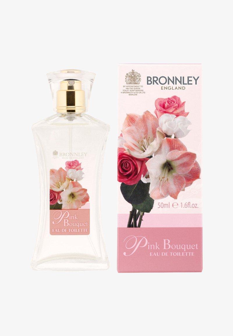 Bronnley - EAU DE TOILETTE PINK BOUQUET 50ML - Eau de Toilette - weiß