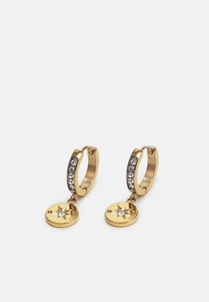 WANDERLUST - Earrings - gold-coloured