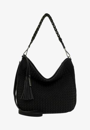 DAVINA - Handbag - black