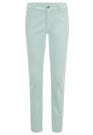 SACHINI 5-D - Chinos - turquoise