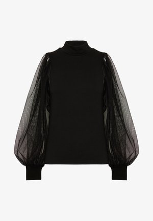 YASSUS TOP - Blouse - black
