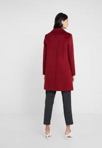 WEEKEND MaxMara - DESY - Short coat - kirsche - 2