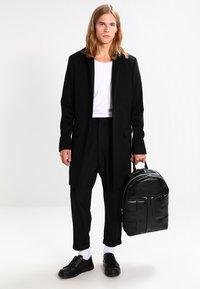 AllSaints - BODELL COAT - Classic coat - black - 1