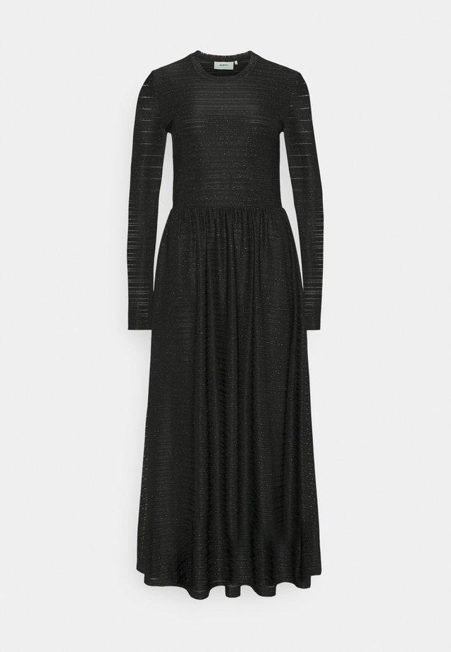 MIIA - Robe longue - black