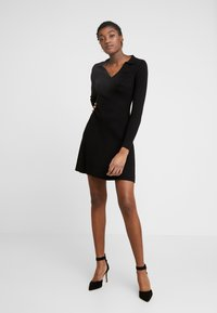 Fashion Union - NAPA - Jumper dress - black - 2