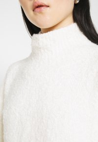 Monki - FIONA - Strickpullover - off white - 5