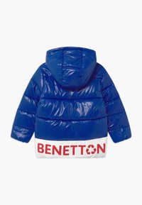 Benetton - Winterjas - blue - 1