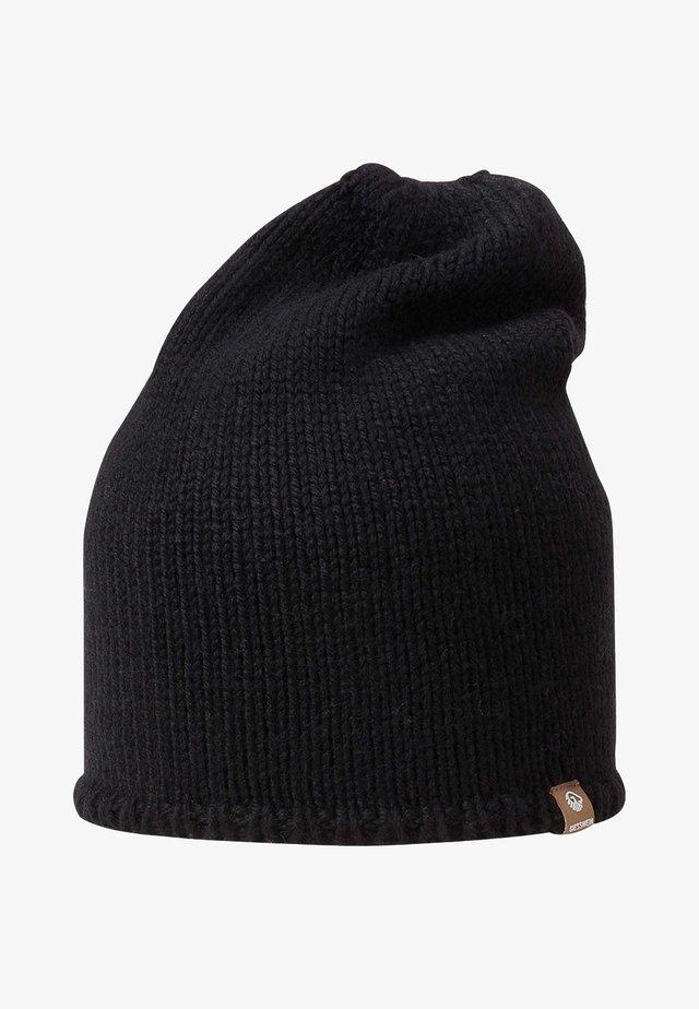 HOHLOH - Mütze - black