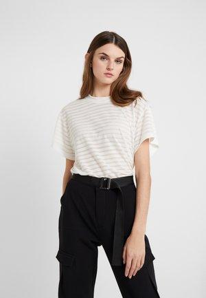 KADINA - Print T-shirt - off-white