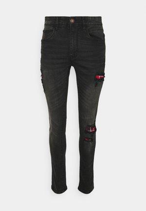 GALVAN - Jeans Skinny Fit - vintage black