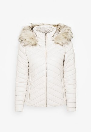 GEO - Winter jacket - ficelle
