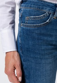 zero - Jeans Skinny Fit - mid blue stone wash - 3
