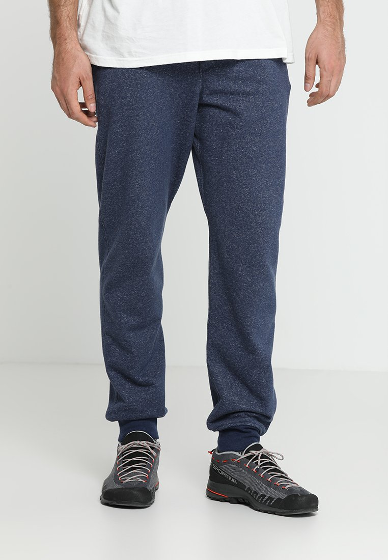 Patagonia - MAHNYA PANTS - Pantalon de survêtement - navy blue