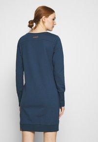 Ragwear - MENITA - Day dress - denim blue - 2
