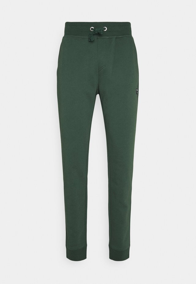 CENTRE TAPERED PANT - Trainingsbroek - sycamore