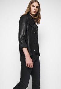 HUGO - Slim fit jeans - charcoal - 3