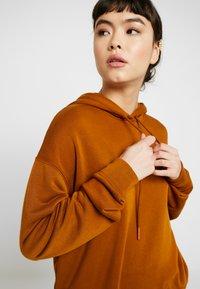 Samsøe Samsøe - CIRA HOODIE - Sweat à capuche - monks robe - 3