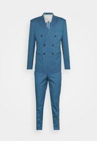 SLHSLIM DAXLOGAN - Suit - heritage blue