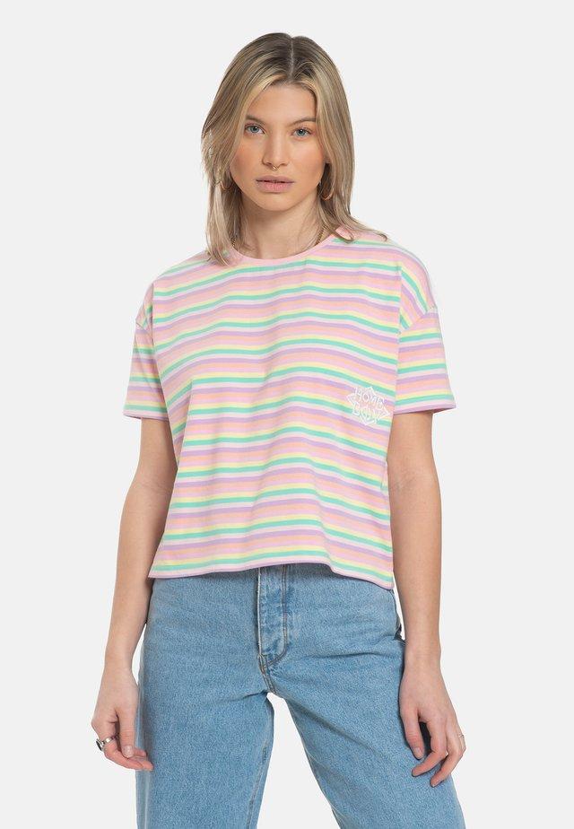 DOROTHY - Print T-shirt - rose