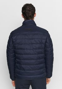 camel active - WITH HOODY - Lehká bunda - navy - 3