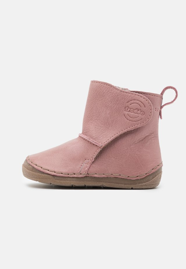 PAIX BOOTS WIDE FIT - Classic ankle boots - pink