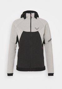 Dynafit - TOUR THERMAL HOODY - Training jacket - grey - 0