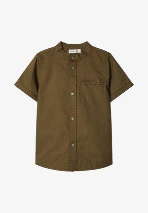 Shirt - ivy green