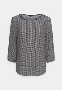 More & More - PRINTED BLOUSE - Long sleeved top - marine - 0