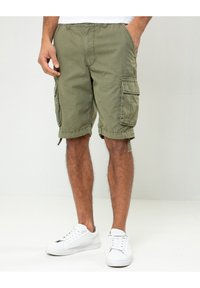 Threadbare - MANCHESTER - Shorts - grã¼n - 0