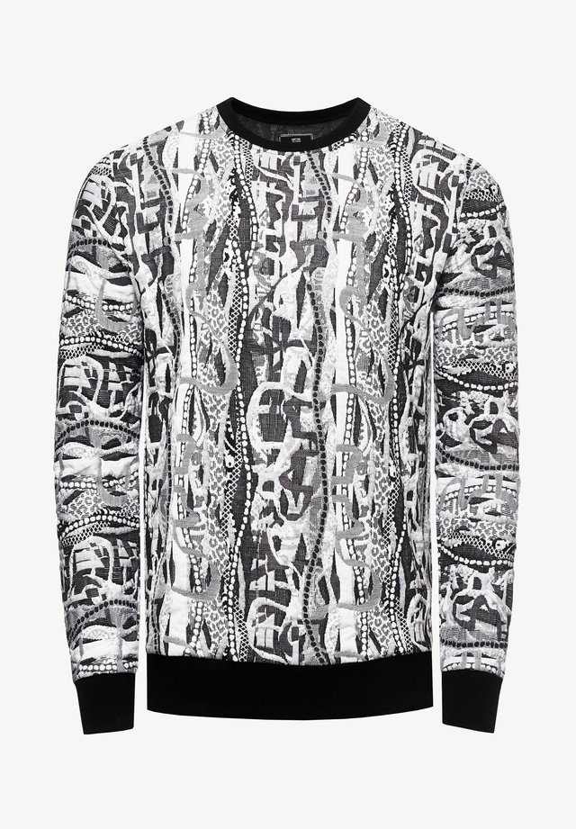 IM COOLEN NEW YORK-STYLE - Sweater - weiß