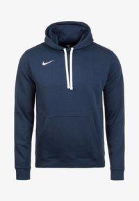 Nike Performance - CLUB19 - Hoodie - dark blue - 0