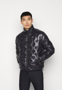Emporio Armani - Down jacket - dark blue - 0