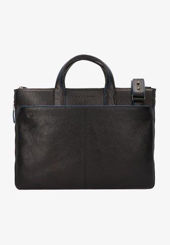 BLUE SQUARE SPECIAL  - Laptop bag - black