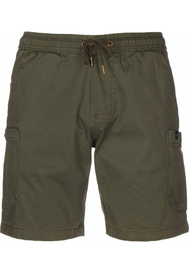 REFLEX EASY - Shorts - olive