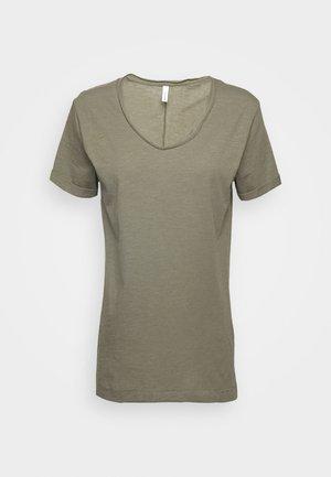 BABETTE - T-Shirt basic - army