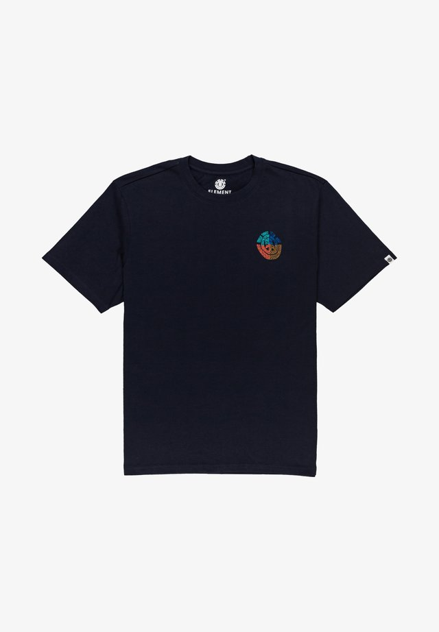 AUDOBON  - T-shirts print - eclipse navy