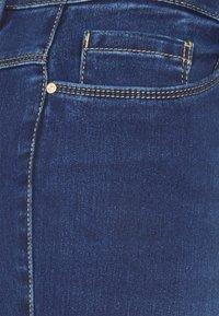 ONLY Petite - ONLROYAL LIFE SKINNY - Jeans Skinny Fit - dark blue denim - 2