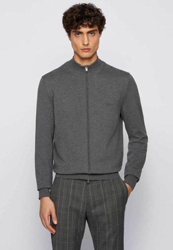 """""""PALANO-L"""" - Zip-up hoodie - grau"""