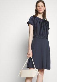 HUGO - NAMASTIA - Day dress - dark blue - 3