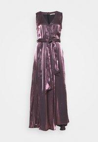 Love Copenhagen - LONG DRESS - Occasion wear - shadow purple - 0