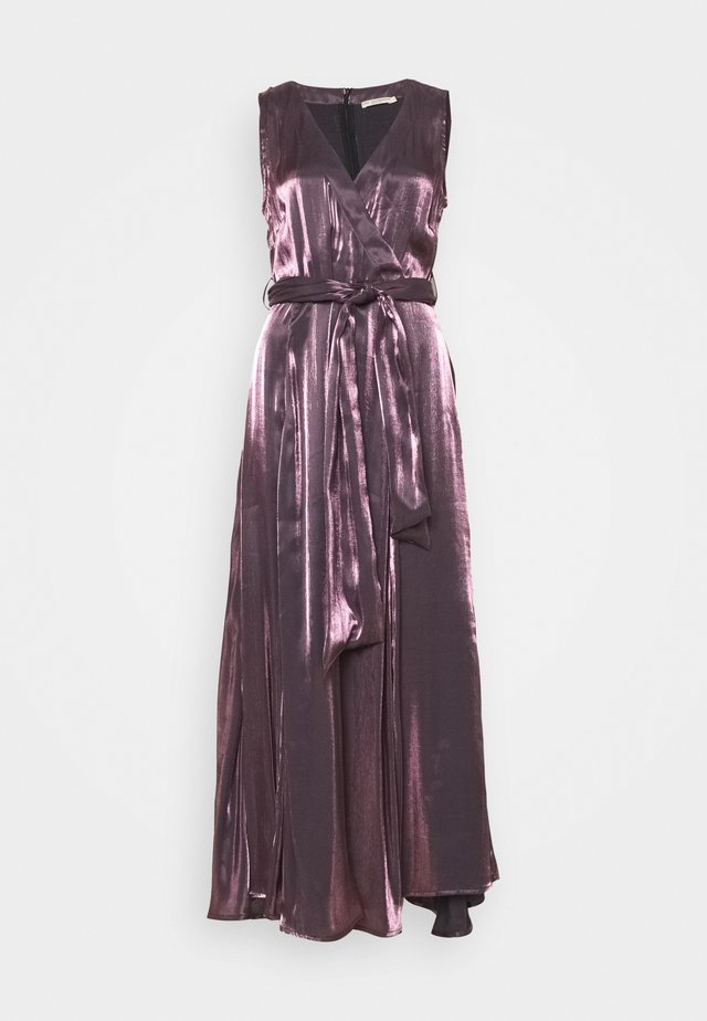 LONG DRESS - Robe de cocktail - shadow purple