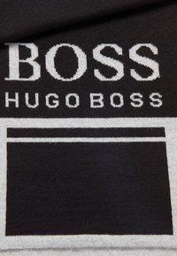 BOSS - ALBO - Scarf - black - 3