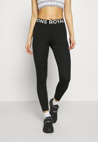 Mons Royale - CHRISTY LEGGING - Tights - black - 0