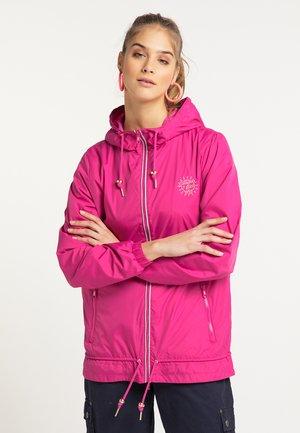 WINDBREAKER - Summer jacket - pink
